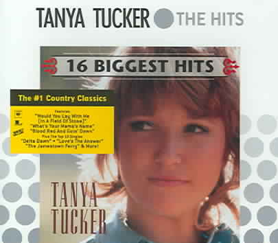 16 BIGGEST HITS BY TUCKER,TANYA (CD)